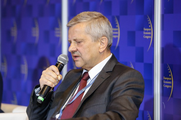 Prezes Krakowskiego Holdingu Komunalnego Ryszard Langer (fot.ptwp)
