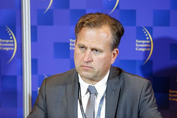 Norbert Skibiński dyrektor ds. projektów przemysłowych w Veolia Energia Polska