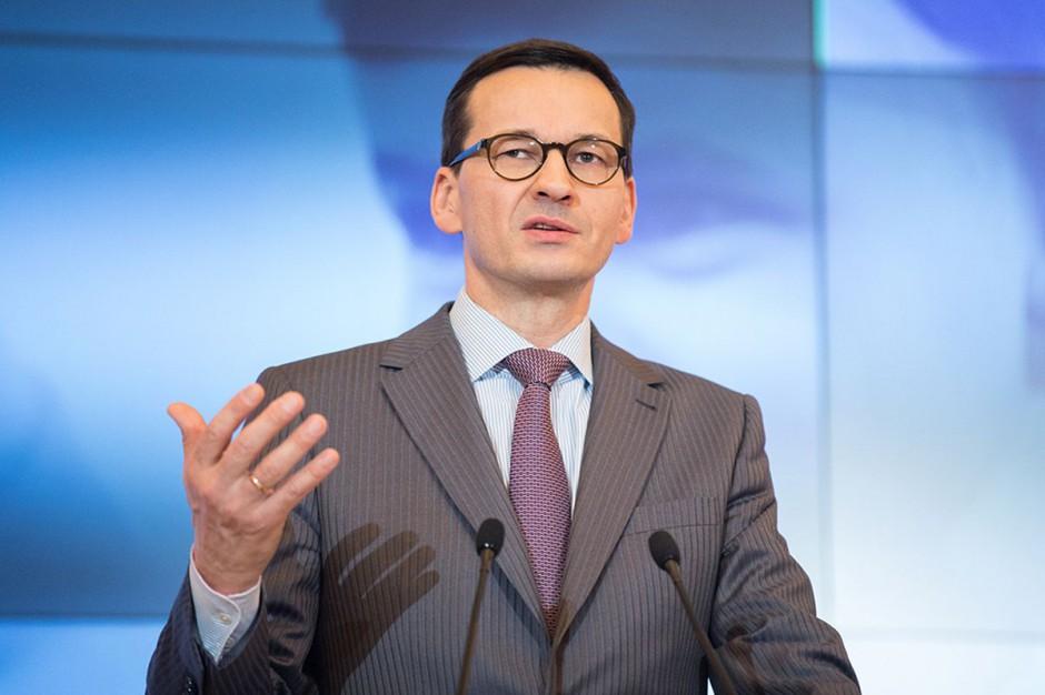 Ogólnopolska burza mózgów - Mateusz Morawiecki zaprasza wszystkich obywateli