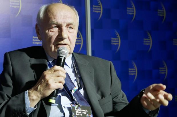 Antoni Kubicki, prezes zarządu spółki akcyjnej Hotel Arłamów (fot. PTWP)