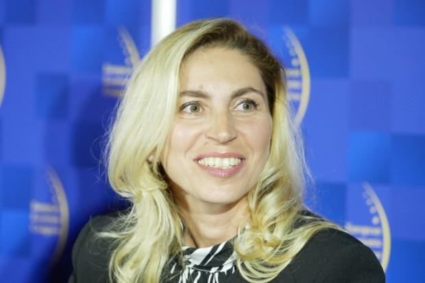 Barbara Grodowska z Małopolskiej Agencji Rozwoju Regionalnego (fot. PTWP)