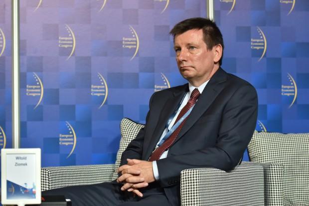 Witold Ziomek: Konsolidacja branży wodno-kanalizacyjnej nie uda się bez przymusu prawnego (Fot. PTWP)