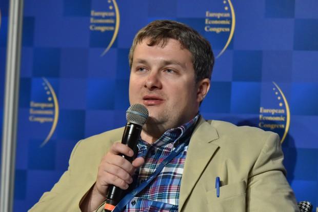 Piotr Czarnocki: Zmiana regulacji dotyczących wód opadowych będzie możliwa dopiero w 2019 roku (Fot. PTWP)