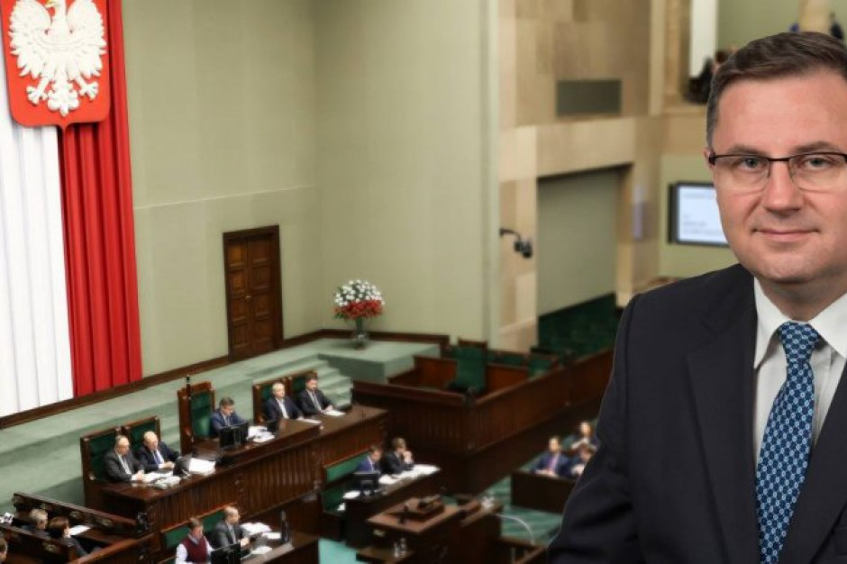 Jarosław Gonciarz kandydatem PiS na prezydenta Gliwic. Z kim powalczy?