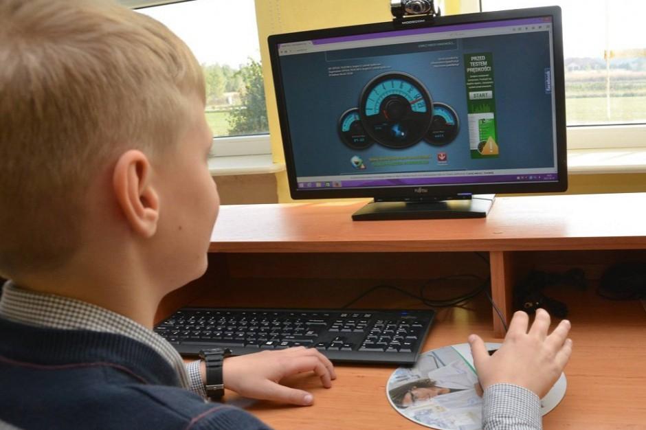 Szybki internet wkracza do szkół. Pierwsze przyłącza już w czerwcu