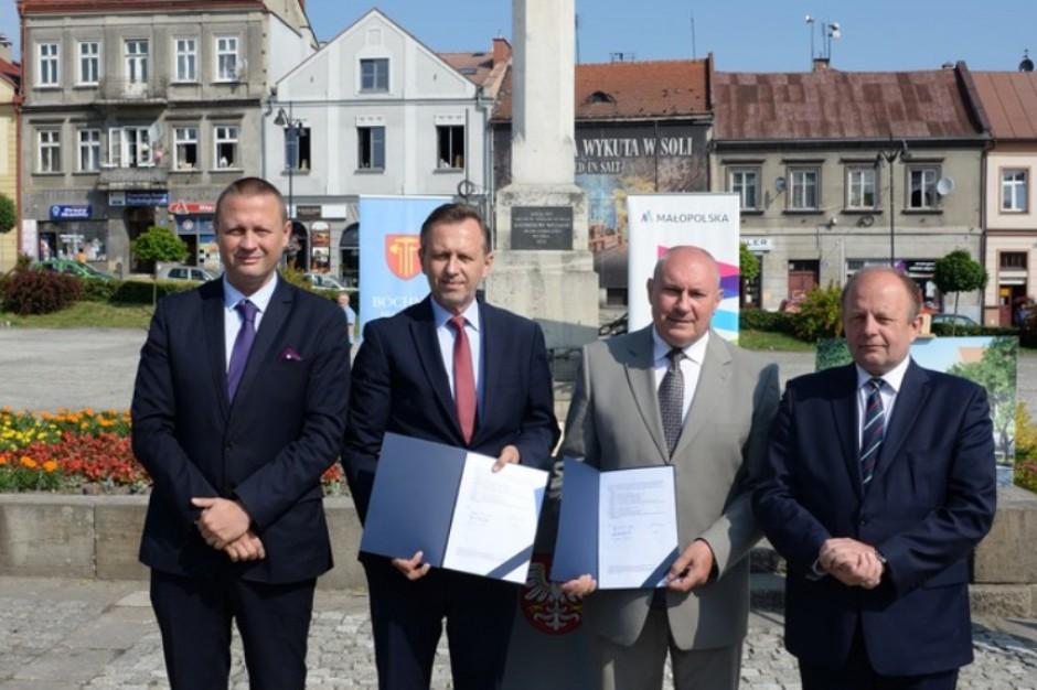 Małopolskie: rewitalizacja zabytkowego centrum Bochni za 22,5 mln zł