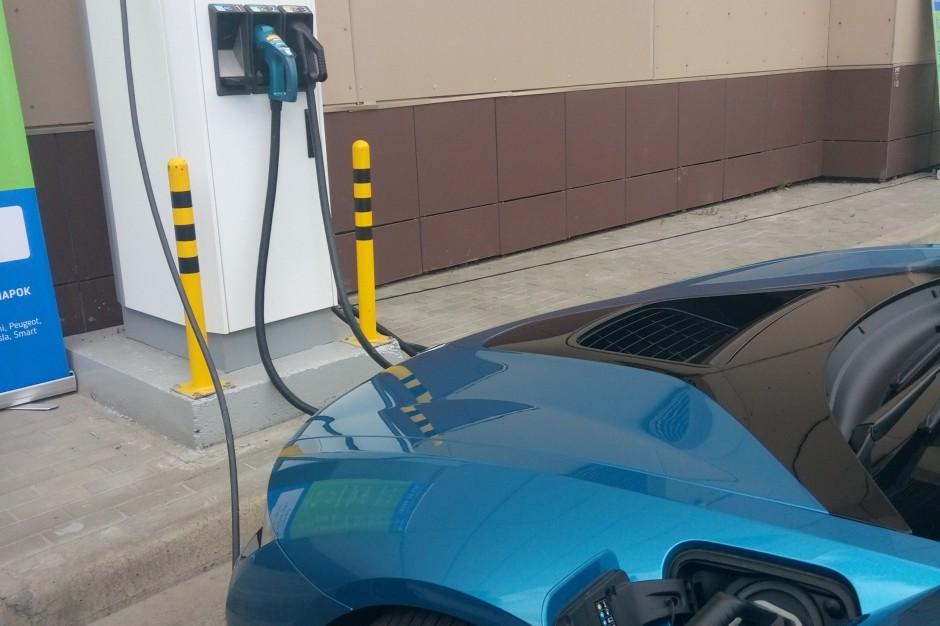 Kosztowna infrastruktura dla elektromobilności - czyli co byśmy chcieli, a na co nas stać