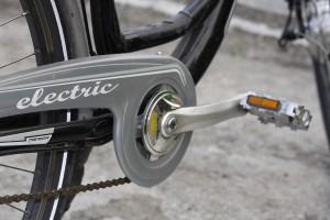 Rowery elektryczne w miejskiej wypożyczalni?