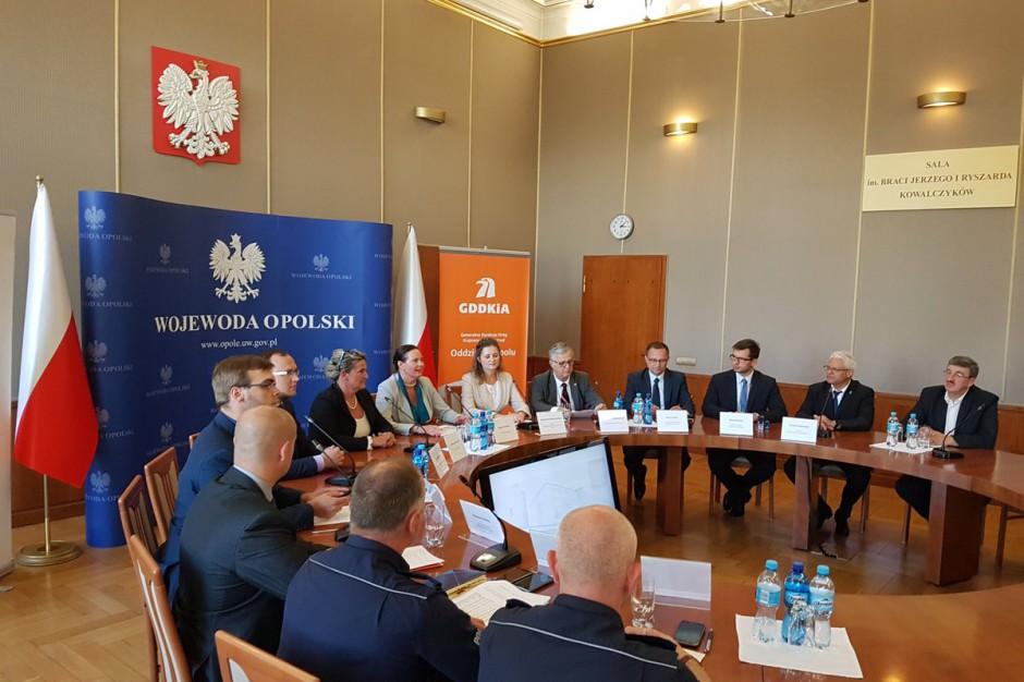 Opole: podpisano umowę na budowę obwodnicy Niemodlina