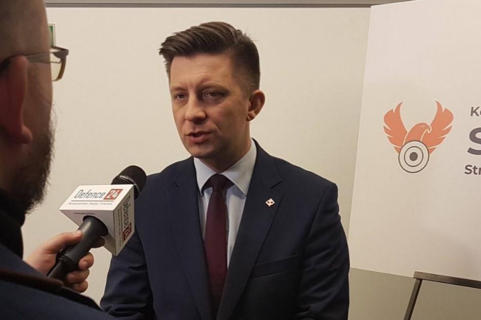 Michał Dworczyk: Nie postulujemy, aby radny nie mógł pracować w spółce związanej z SP