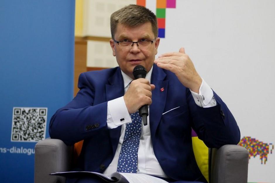 Jerzy Leszczyński przed wyborami samorządowymi o kadencji 2014-2018