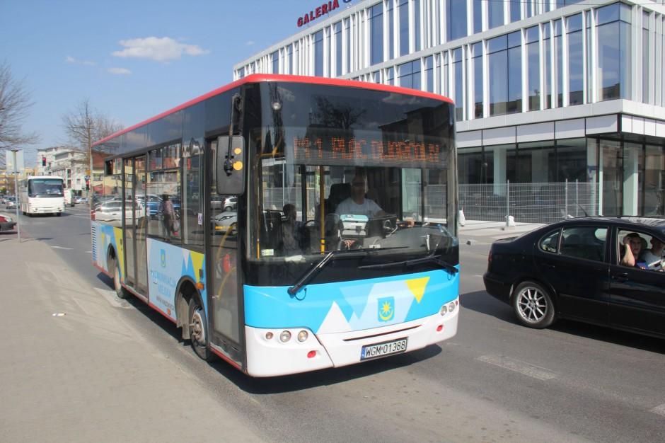 Darmowa komunikacja w Mińsku Mazowieckim ograniczyła liczbę aut w mieście