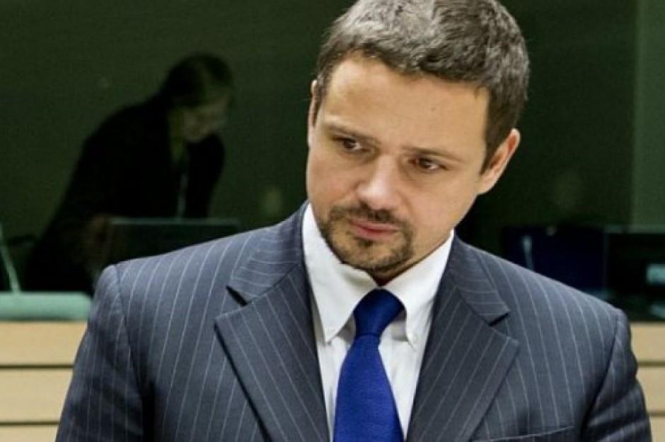 Jaki: Trzaskowski nie potrafi zdefiniować, czy stoi po stronie miasta, czy handlarzy roszczeniami