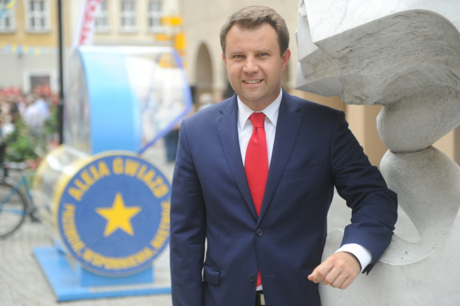 Arkadiusz Wiśniewski przed wyborami samorządowymi o kadencji 2014-2018