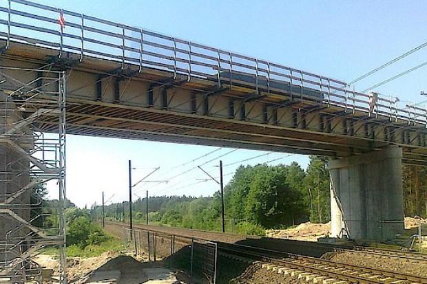 Nowy wiadukt w Sokółce zwiększy bezpieczeństwo i usprawni transport (fot.www.plk-sa.pl)