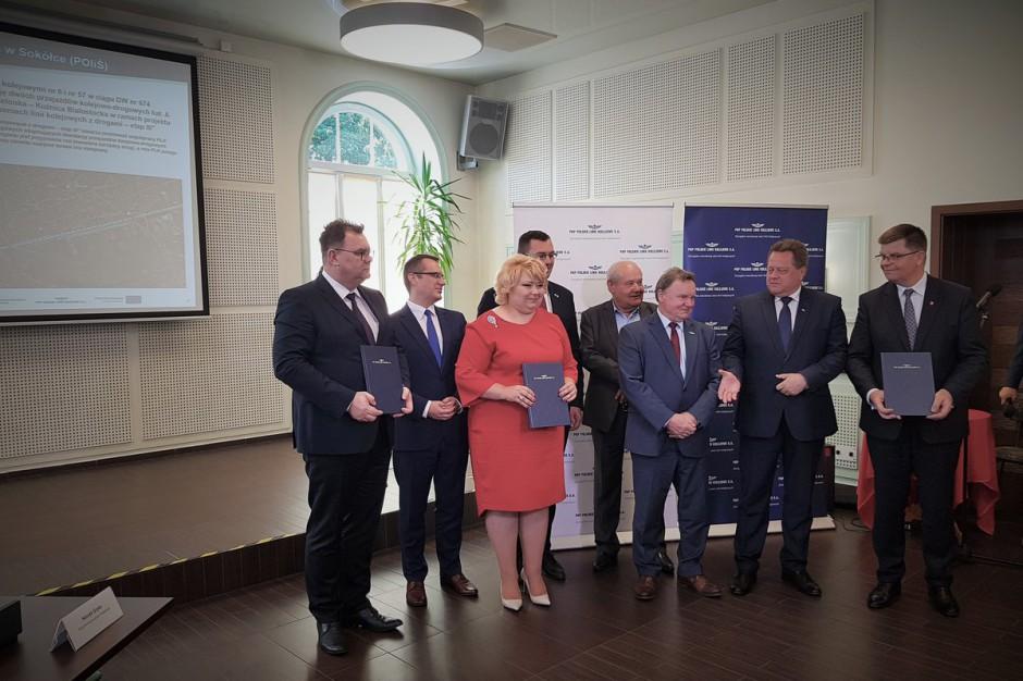 Nowy wiadukt w Sokółce: PKP PLK i samorządy razem sfinansują budowę
