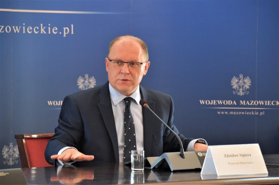 Wojewoda mazowiecki zapowiedział skargi kasacyjne od wyroków WSA ws. zmian nazw ulic