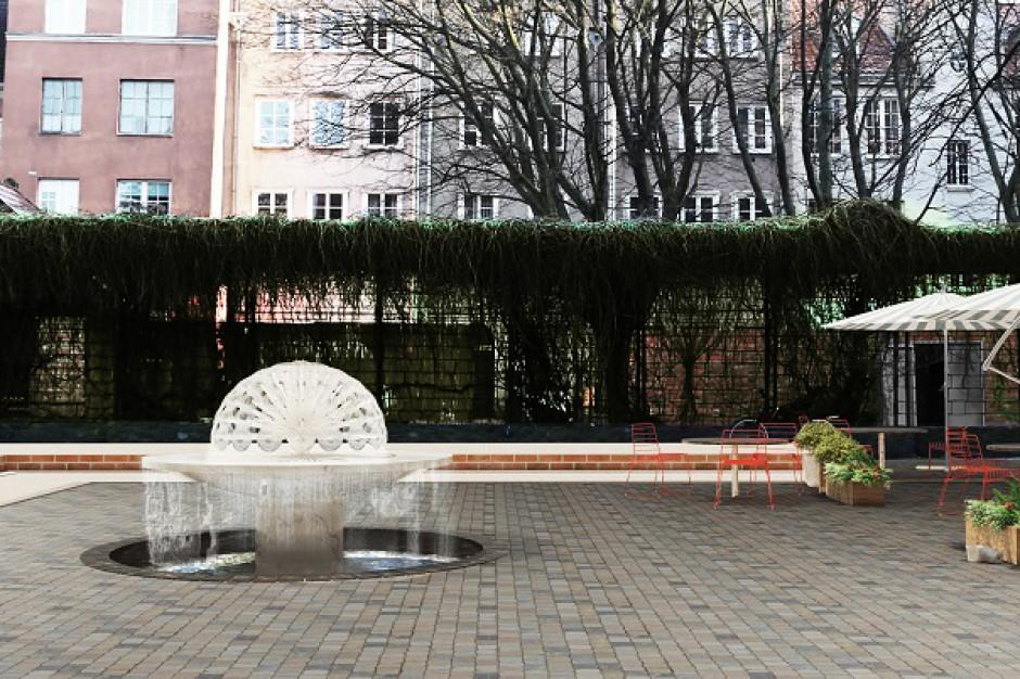 Będzie więcej fontann w Gdańsku