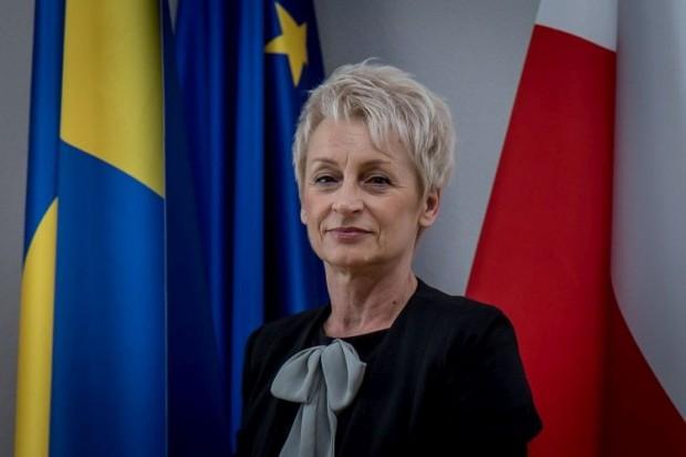 Małgorzata Ochęduszko-Ludwik została członkiem Zarządu Woj. Śląskiego oraz radną sejmiku w październiku 2017 r. Zastąpiła Kazimierza Karolczaka, który został szefem Górnośląsko-Zagłębiowskiej Metropolii (fot.slaskie.pl)