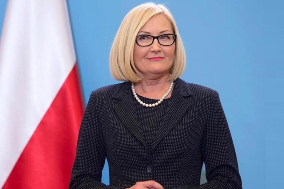 Joanna Kopcińska: Podział środków z polityki spójności musi być sprawiedliwy