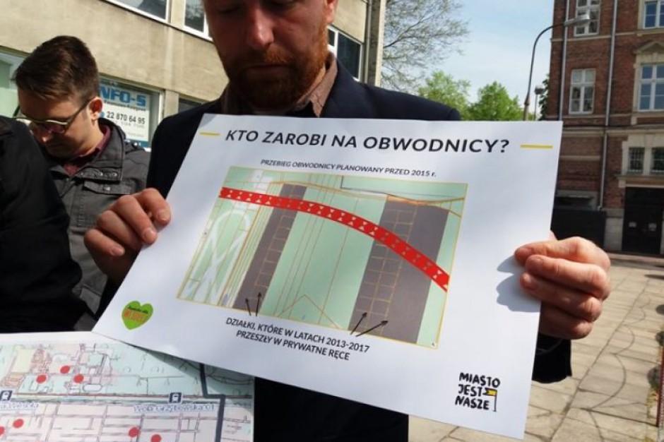 Ruchy społeczne apelują do Patryka Jakiego o ratowanie dzielnicy Warszawy