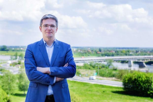 Adam Jarubas, marszałek województwa świętokrzyskiego. (fot. mat. Świętokrzyski Urząd Marszałkowski)