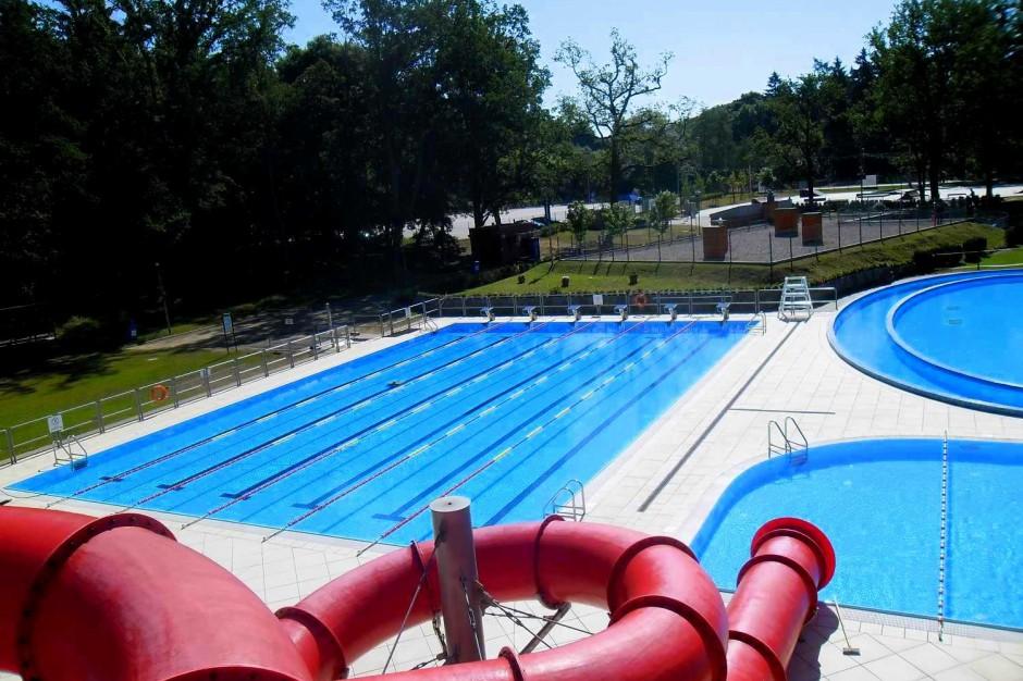 Szczecin otwiera kompleks basenowo-rekreacyjny