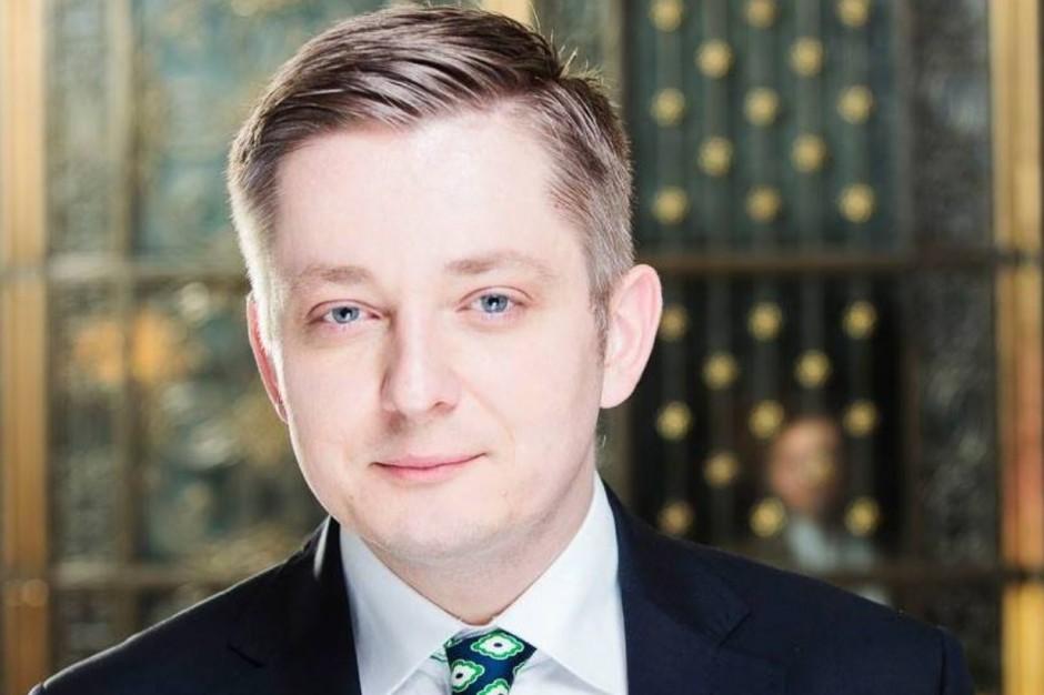 Wybory samorządowe: Jakub Stefaniak kandydatem PSL na prezydenta Warszawy