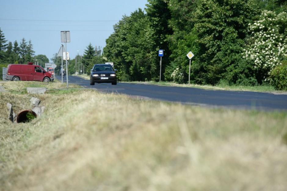 Z Kowalewa do Golubia-Dobrzynia nową drogą