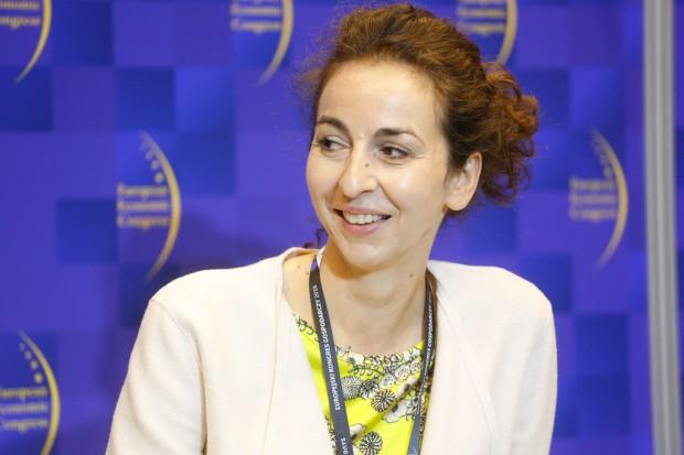 Agnieszka Gładysz, dyrektor Departamentu Strategii i Analiz Rynku Telekomunikacyjnego w Urzędzie Komunikacji Elektronicznej (fot. PTWP)