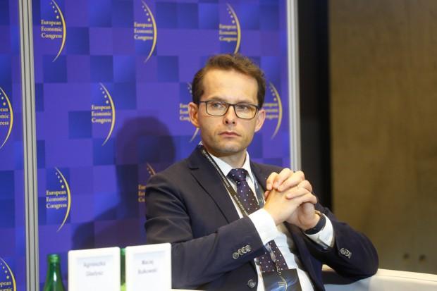 Maciej Bułkowski, dyrektor Departamentu Społeczeństwa Informacyjnego w Warmińsko-Mazurskim Urzędzie Marszałkowskim (fot. PTWP)