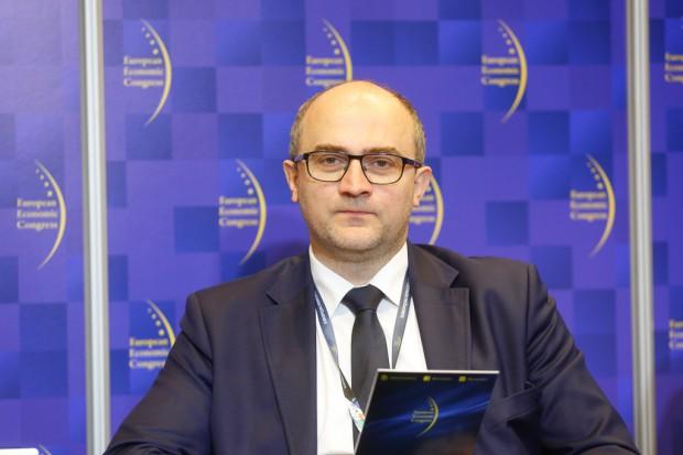 Sebastian Grabowski, dyrektor Centrum Badawczo-Rozwojowego Orange Polska. (fot. PTWP)