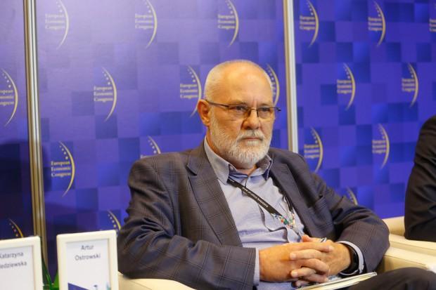 Artur Ostrowski, zastępca dyrektora Śląskiego Centrum Społeczeństwa Informacyjnego (fot. PTWP)