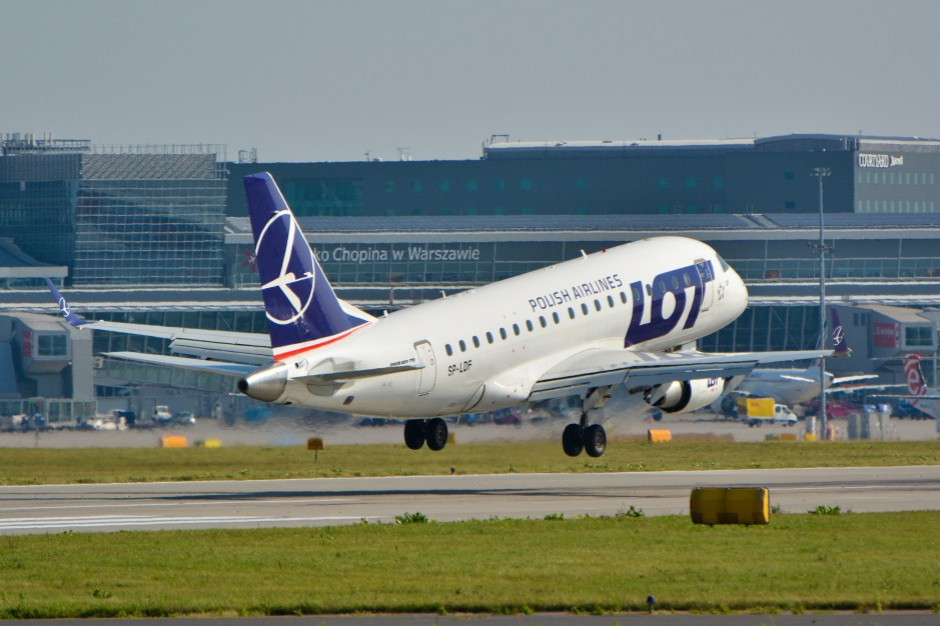 Lotnisko Chopina może obsłużyć rekordową liczbę pasażerów