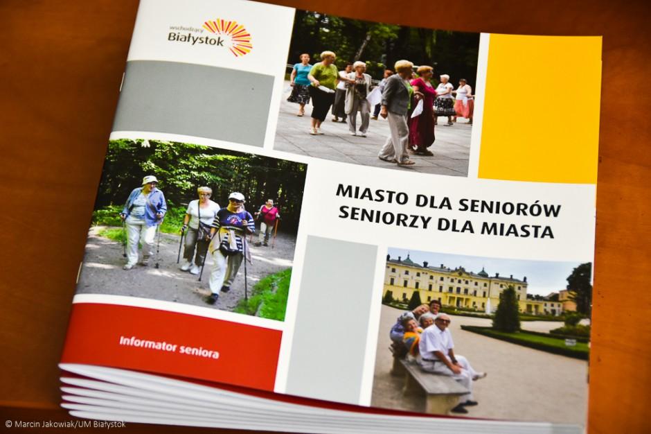 Białystok świętuje trzylecie Karty Aktywnego Seniora