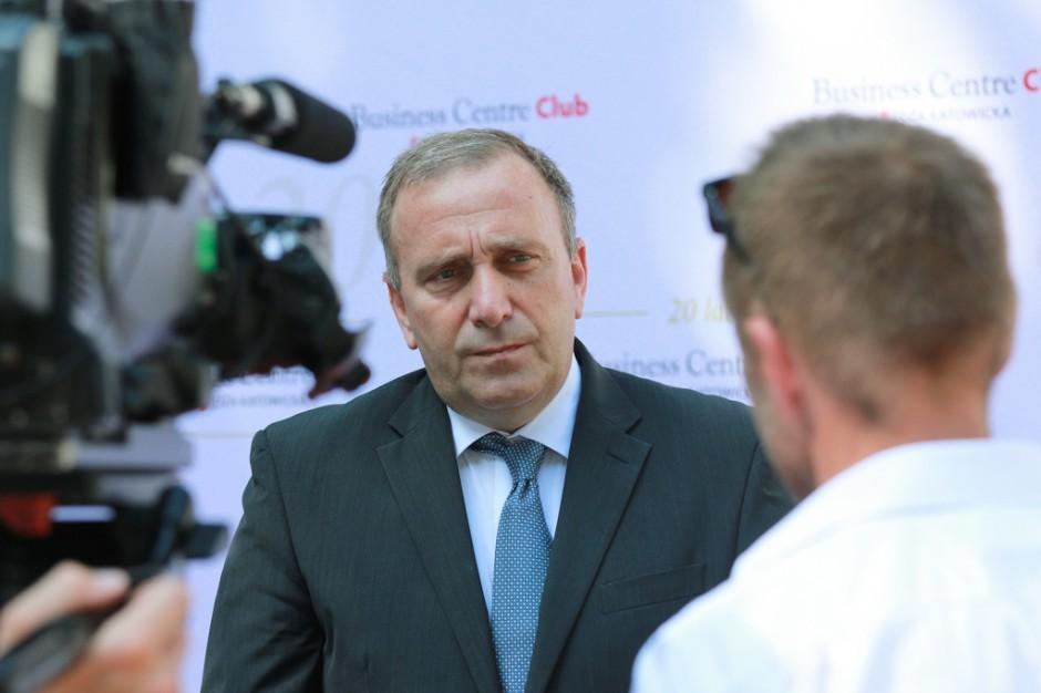 Grzegorz Schetyna: Wybory samorządowe będą sprawdzianem dla Polaków