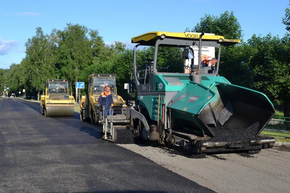Na Podkarpaciu rozpoczęła się przebudowa drogi krajowej nr 28