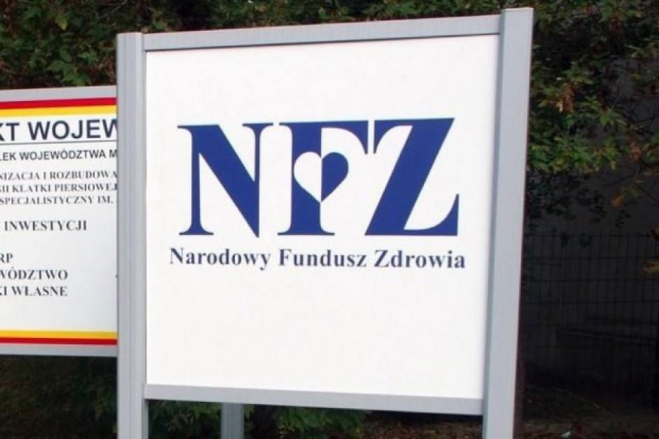 Michał Gramatyka: Jeżeli oddziały nie dostaną kontraktu NFZ, będą musiały być zlikwidowane