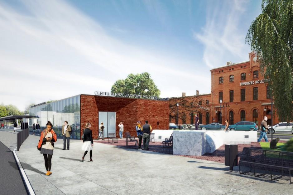 Umowa na budowę centrum przesiadkowego w Pszczynie podpisana