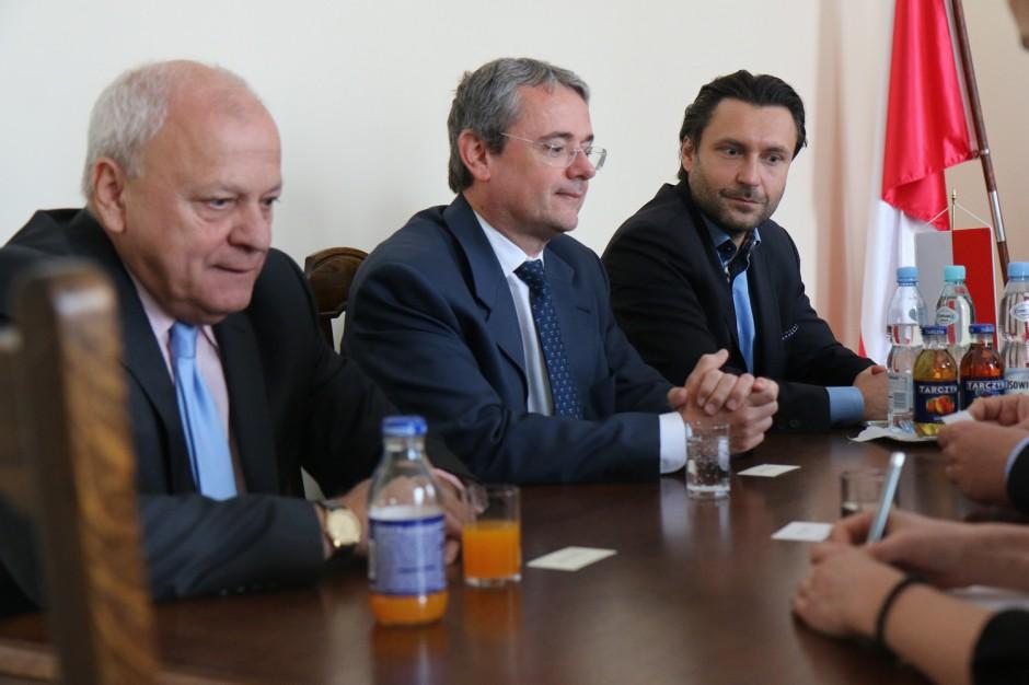 W Lublinie otwarto honorowy konsulat Słowenii