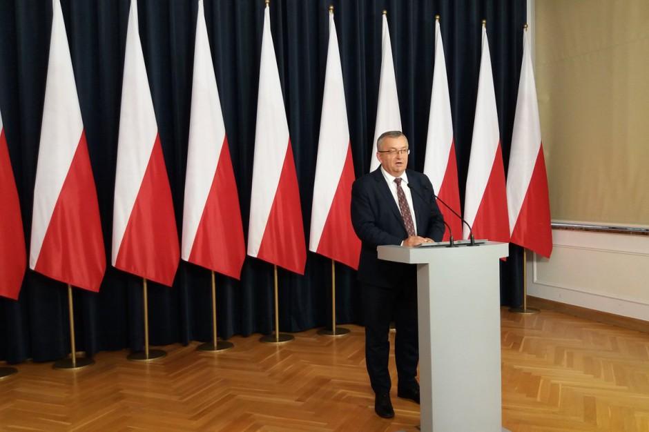 Andrzej Adamczyk: Trwają analizy co do przyszłości lotnisk w Polsce w tym Chopina