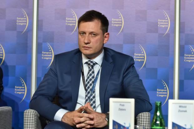 Piotr Ziętara, prezes Miejskiego Przedsiębiorstwa Wodociągów i Kanalizacji w Krakowie (fot.PTWP)