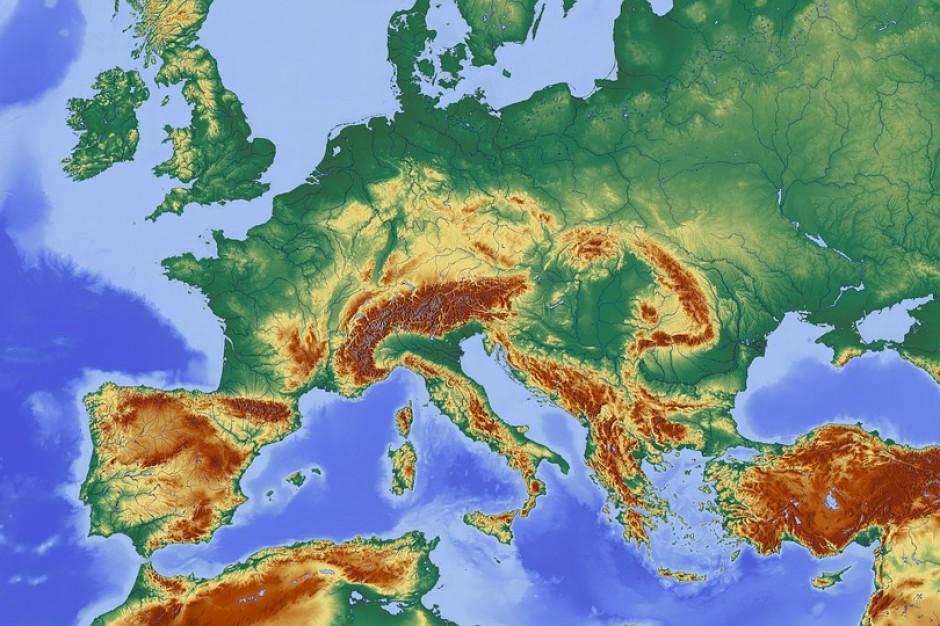 Mapa unijnego wsparcia. 14 z 16 polskich regionów w grupie najsłabszych ekonomicznie
