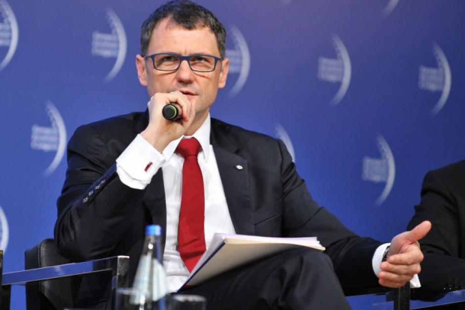 Krzysztof Zamasz odchodzi z zarządu  Górnośląsko-Zagłębiowskiej Matropolii
