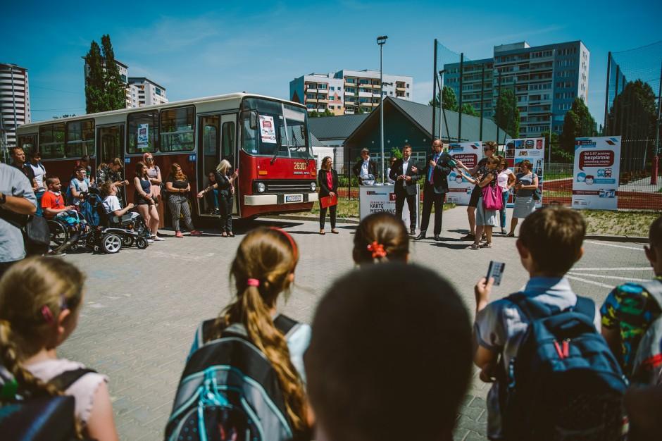 Od lipca bezpłatna komunikacja miejska dla uczniów z Gdańska