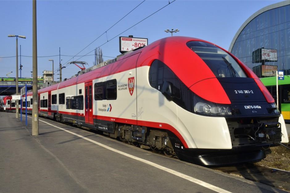 Ruszyła Poznańska Kolej Metropolitalna. Ma być szybsza od samochodu