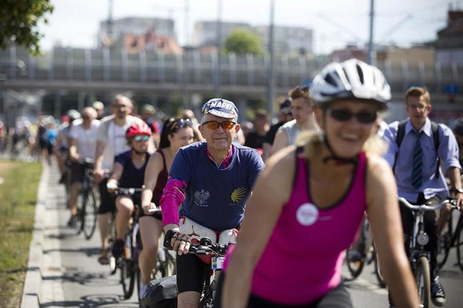 Pomorskie. Tysiące rowerzystów na 22. Wielkim Przejeździe Rowerowym