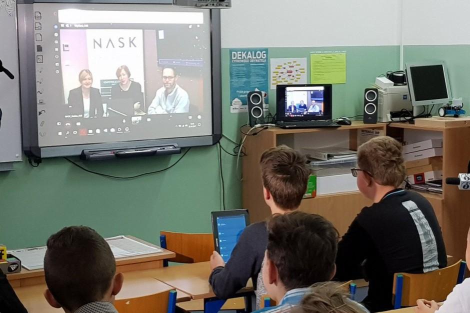 Pierwsze sto szkół zostanie przyłączonych do Ogólnopolskiej Sieci Edukacyjnej