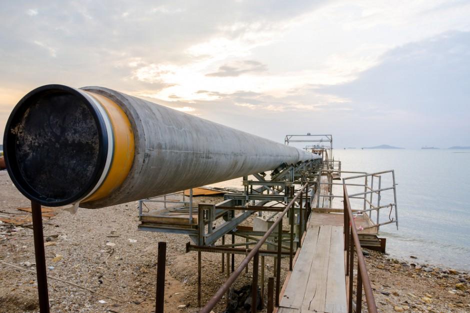 Olgierd Geblewicz wystąpił do inwestora Nord Stream 2 ws. wycieku smaru