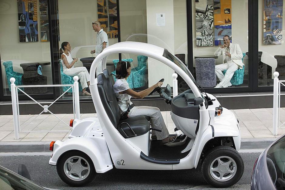 Elektryczne pojazdy przyszłością transportu w miastach